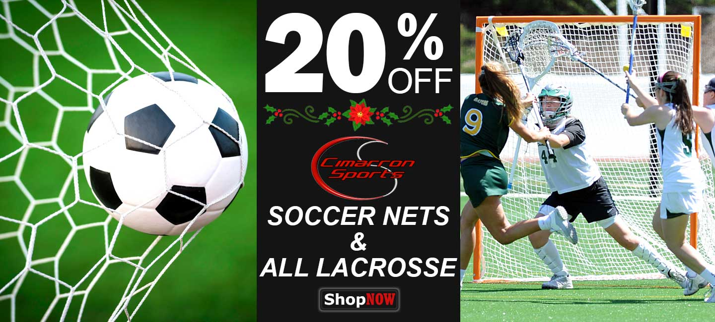 Cimarron Soccer and Lacrosse Sale