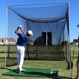 Sub category thumbnail image for Golf Nets and Frames
