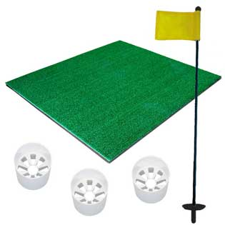 Sub category thumbnail image for Putting Green Accessories