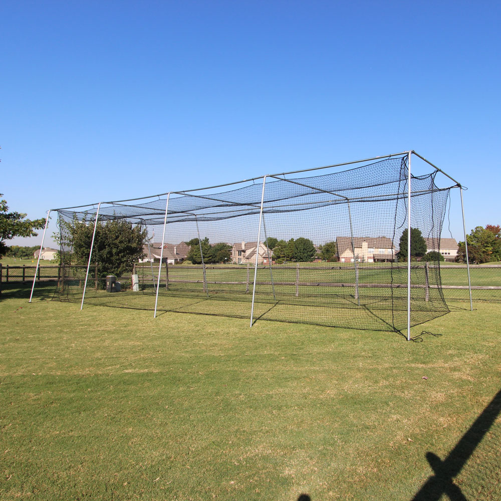 Packaging or Promotional image for Cimarron #24 Twisted Poly Batting Cage Nets