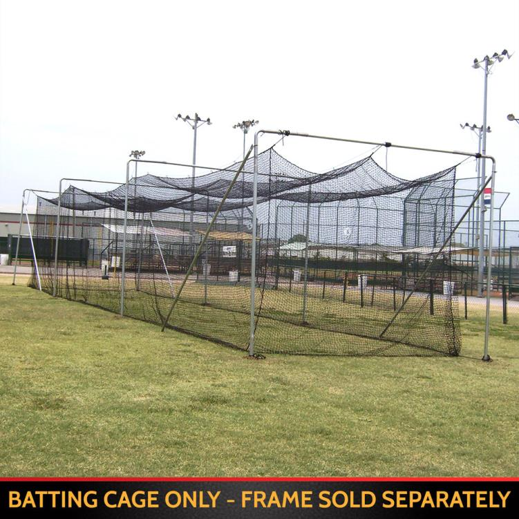 Cimarron #42 Twisted Poly Batting Cage Net