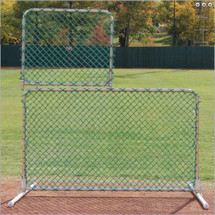Osborne 7'H x 6'6''W Pitcher