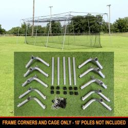 Thumbnail Image 3 for Cimarron #24 Batting Cage and Frame Corners