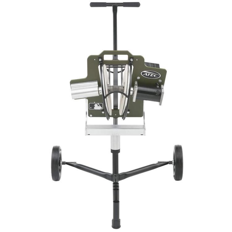 R2 Baseball Training Machine on Caddypod