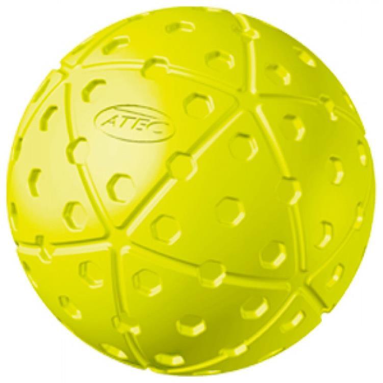 Hi.Per 12 X-ACT Dimpled Softballs - 1 Dz