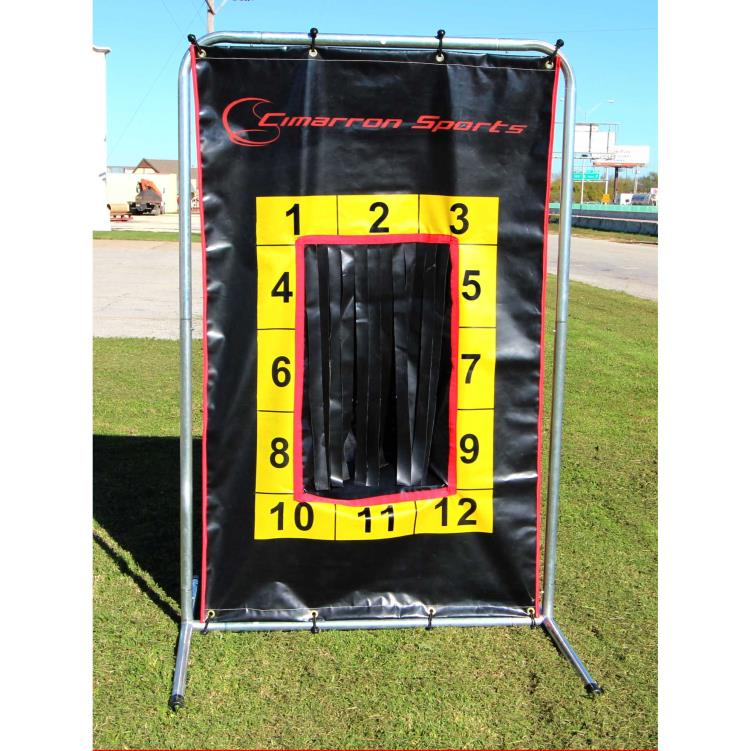 Cimarron Master Pitcher's Screen with Frame