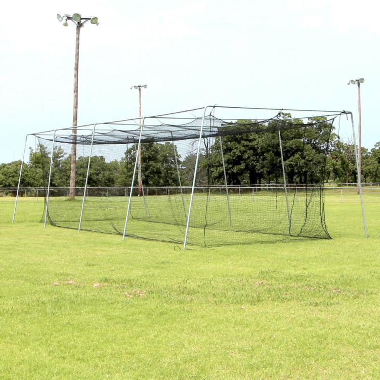 Cimarron 40x12x10 #24 Cage Net with Complete Frame