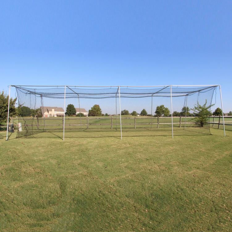 Cimarron 50x12x10 #24 Cage Net with Complete Frame