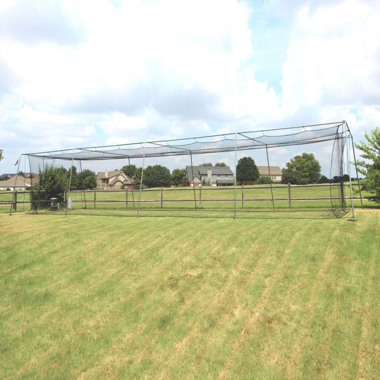 Cimarron 55x12x12 #24 Cage Net with Complete Frame
