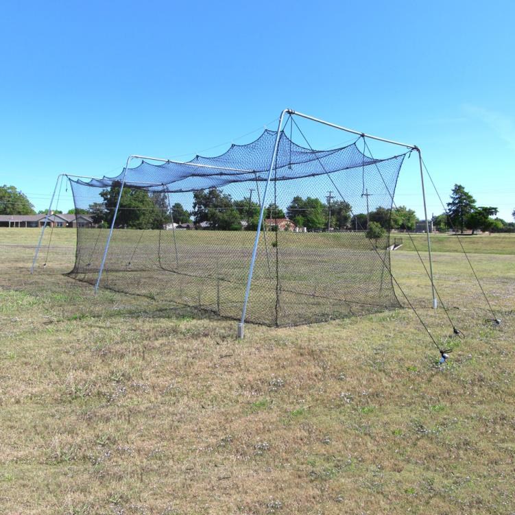 Cimarron 30x12x10 Rookie Batting Cage with Cable Frame