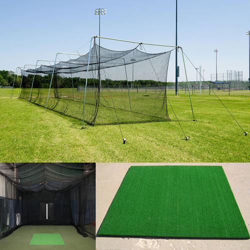 Cimarron Baseball/Golf Package