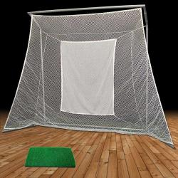 Thumbnail Image 2 for Cimarron Swing Master Golf Net with 1x2 Golf Mat