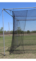 Thumbnail Image 4 for Cimarron #42 Twisted Poly Batting Cage Net