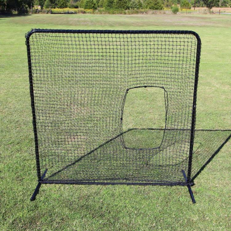Cimarron 7' x 7' #42 Softball Net and Frame