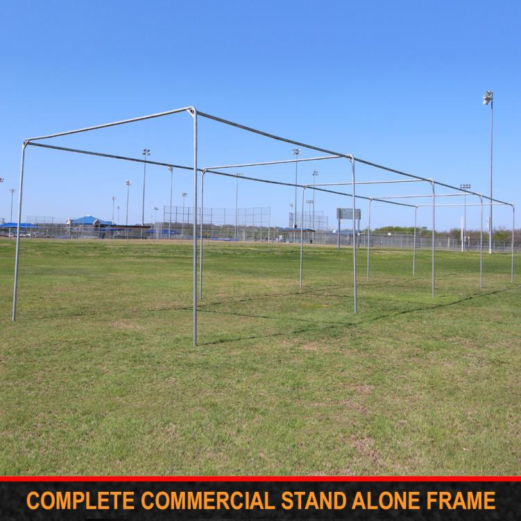 "Cimarron 2"" Complete Stand-Alone Commercial  Frames"