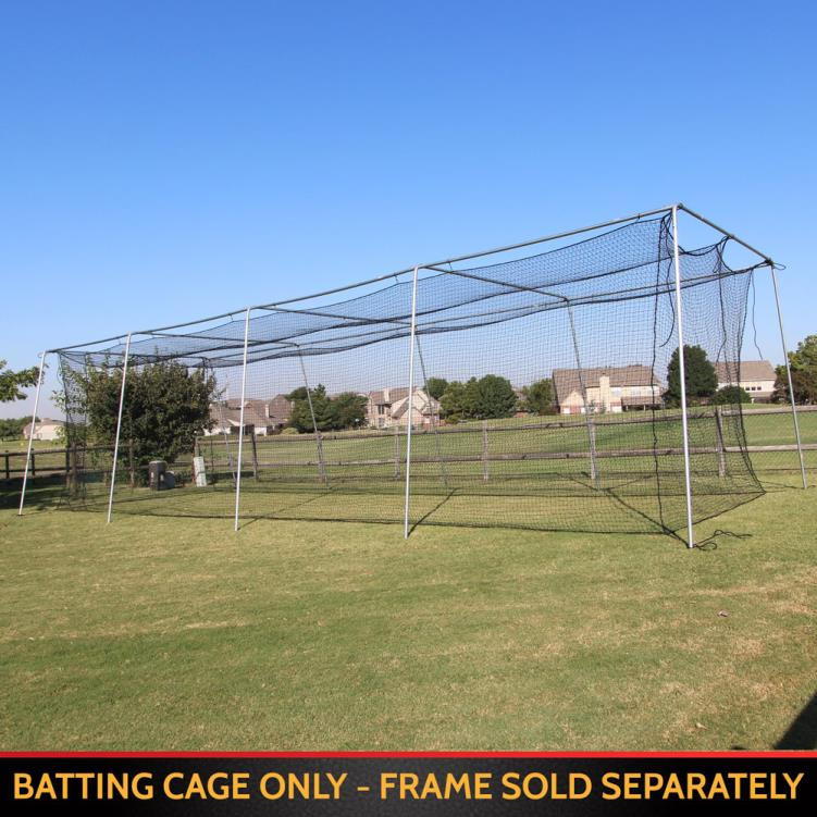 Cimarron #24 Twisted Poly Batting Cage Nets