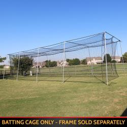 Thumbnail Image 2 for Cimarron #24 Twisted Poly Batting Cage Nets