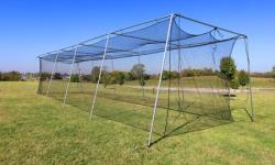Thumbnail Image 5 for Cimarron #24 Twisted Poly Batting Cage Nets
