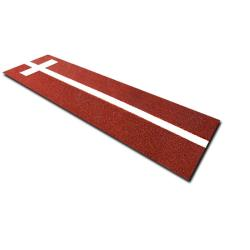 Thumbnail Image 3 for Cimarron Softball Pitcher's Mat with Power Stripe