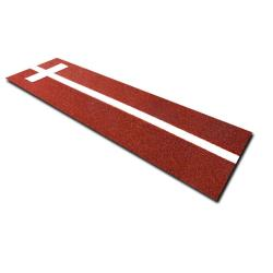 Thumbnail Image 5 for Cimarron Softball Pitcher's Mat with Power Stripe