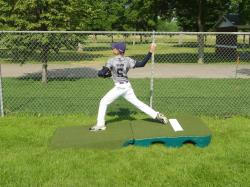Thumbnail Image 2 for Indoor Outdoor Pro Practice Mound