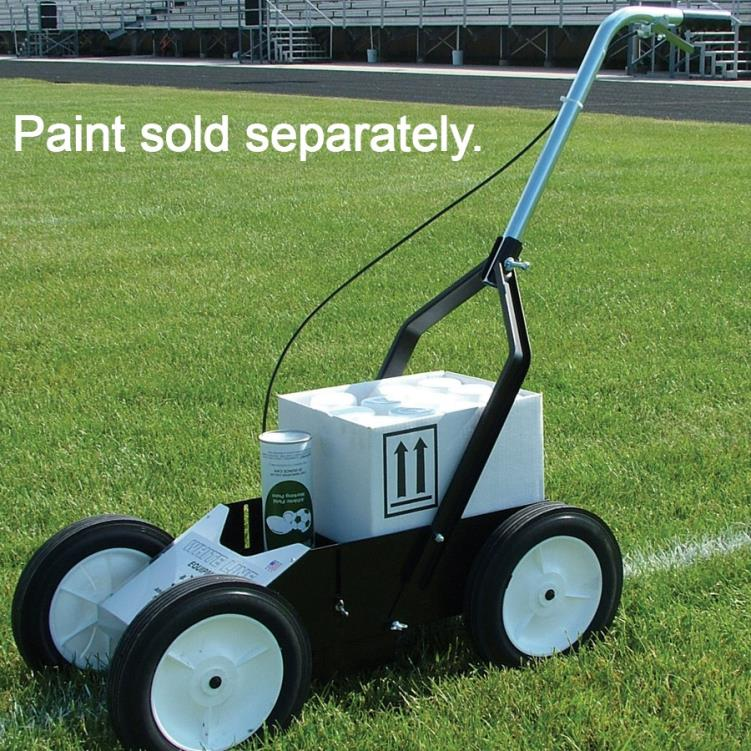 White Line Striper w/10 Wheel
