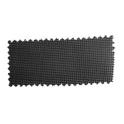 Thumbnail Image 2 for 9' Vinyl Coated Mesh Polyester Windscreen