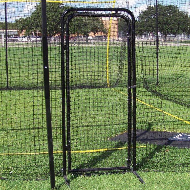 Steel Framed Batting Cage Door