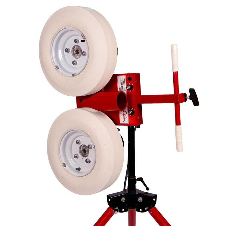 Curveball Baseball Softball Combo Pitching Machine