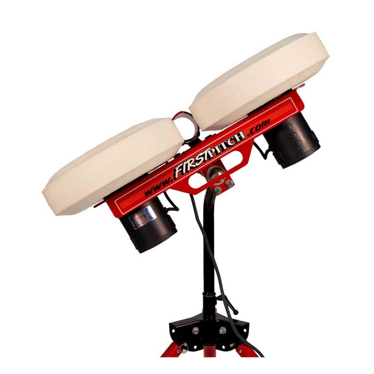 Curveball Softball Pitching Machine