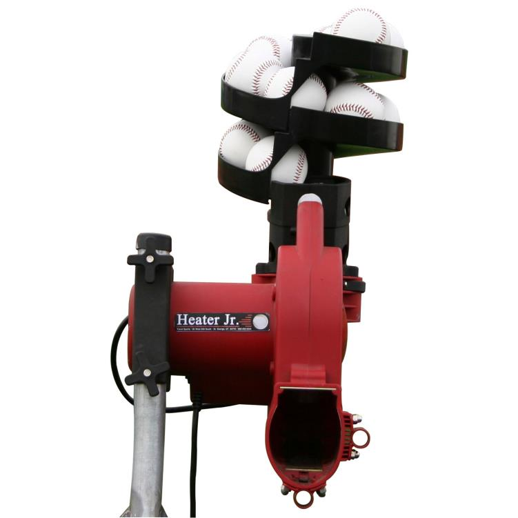 Heater Jr. Personal Baseball Pitching Machine