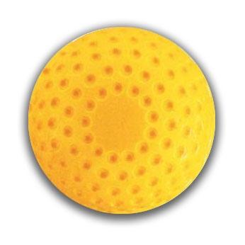 Martin Dimpled Softball, Yellow 11- Dozen
