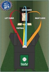 Thumbnail Image 4 for TriplePlay Plus Pitching Machine