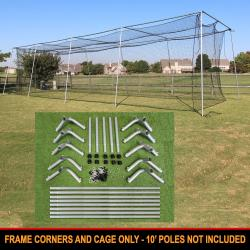 Thumbnail Image 7 for Cimarron #24 Batting Cage and Frame Corners
