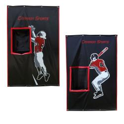 Thumbnail Image 2 for Cimarron 2-Sport Catcher Vinyl Backstop