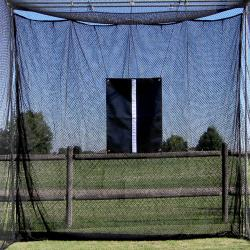 Thumbnail Image 2 for Cimarron 10'x10'x10' Masters Golf Net with Frame Kit