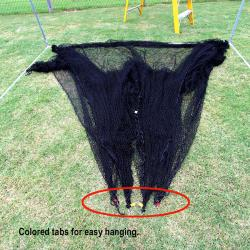 Thumbnail Image 3 for Cimarron 10' x 10' x 10' Masters Golf Net with Complete Frame
