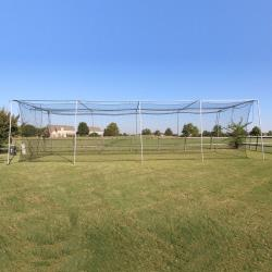 "Thumbnail Image 3 for Cimarron #24 Batting Cages with 1½"" Complete Frame"