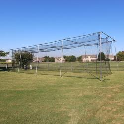 "Thumbnail Image 5 for Cimarron #24 Batting Cages with 1½"" Complete Frame"
