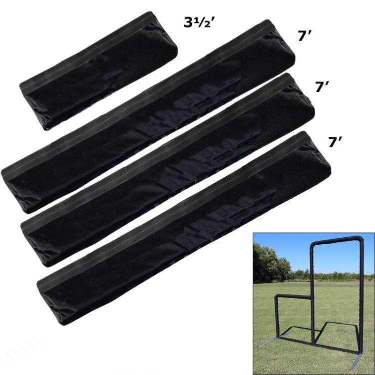 Cimarron Frame Padding (3 - 7' Pieces and 1 - 3 ½' Piece)