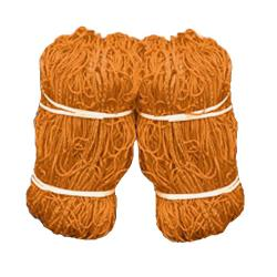 Thumbnail Image 2 for 6'H x 18'W x 2'D x 7'B - 3mm Twisted Soccer Net
