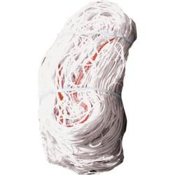 Thumbnail Image 2 for 5'H x 10'W Flat - 3mm Twisted Soccer Net - White (1 net)