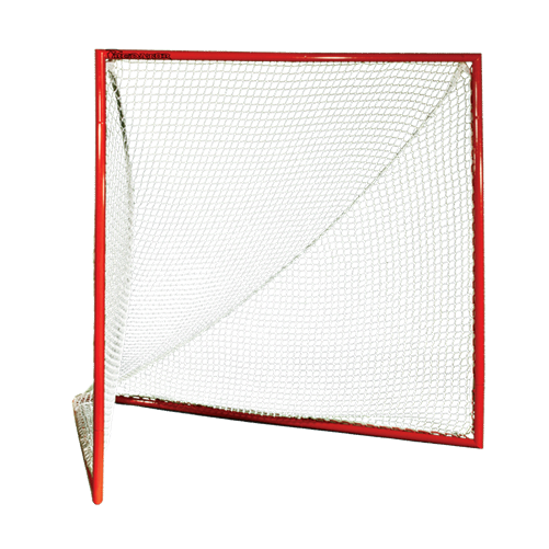 Predator High School Game Goal with White Net