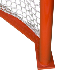 Thumbnail Image 3 for Predator Deluxe Box Lacrosse Goal with 7mm White Net