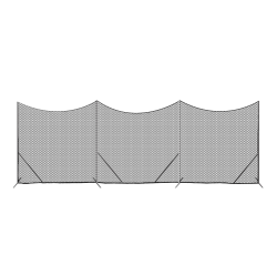 Thumbnail Image 2 for Predator 10' x 30' Barrier Backstop
