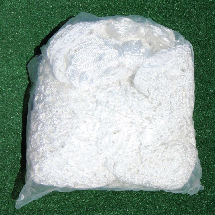 Cimarron White Lacrosse Replacement Net