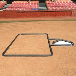 Thumbnail Image 3 for Batter''s Box Baseball Template 4'' x 6''