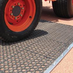 Thumbnail Image 2 for Infield Eraser Mat Drag 6.5'' x 2'' with Tow Rope