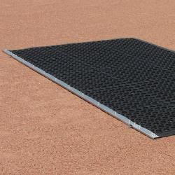 Thumbnail Image 2 for Infield Eraser Mat Drag 6.5'' x 4'' with Tow Rope