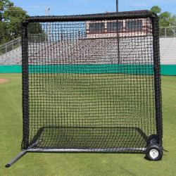 Thumbnail Image 2 for Cimarron 7' x 7' #84 Premier Fielder Net and Frame with Wheels